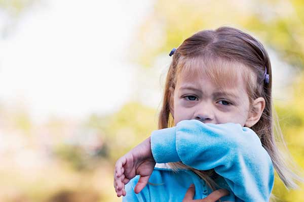 Dealing with Your toddlers' cough
