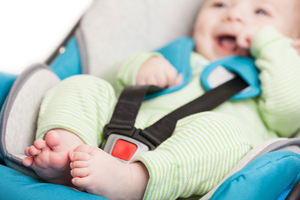 Baby Safety in the Car